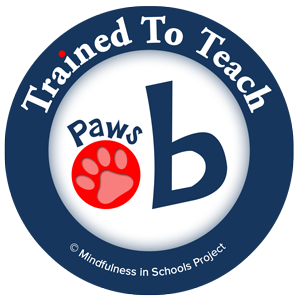 Paws b - mindfulness for primary school children