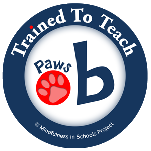 Paws b gives an ideal training in mindfulness for primary school-aged kids